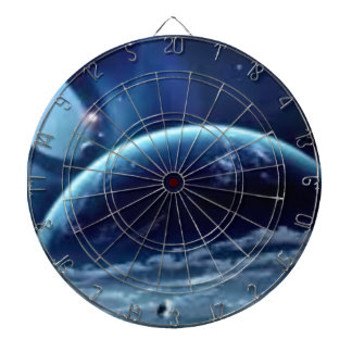 la planet terre dartboard