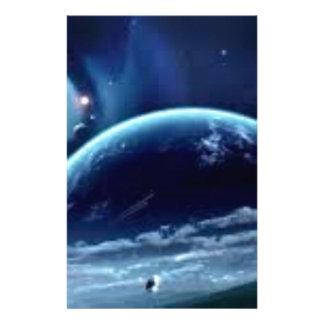la planet terre stationery