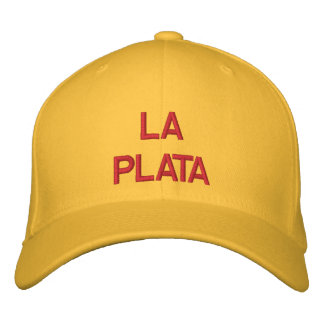 La Plata Cap Embroidered Hats