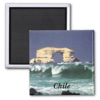 La Portada de Antofagasta Fridge Magnet