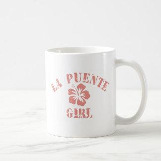 La Porte Pink Girl Mugs