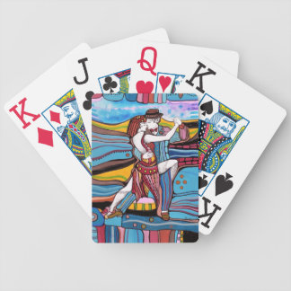 La Reina del Plata Tango Bicycle Playing Cards