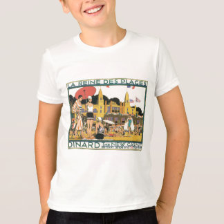 La Reine De Plages Dinard The New Casino Tee Shirts