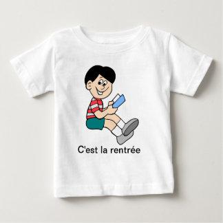 La rentree des classes baby T-Shirt