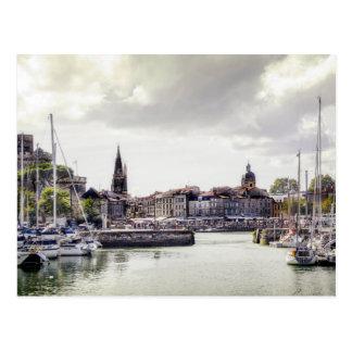 La Rochelle Postcard