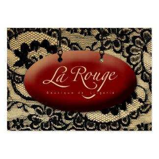 La Rouge Business Cards