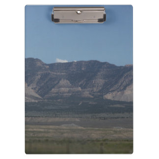 La Sal Mountains Clipboard