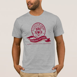 La Salle Academy Gray T-shirt