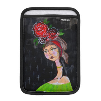 La Seniorita iPad Mini Sleeve