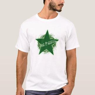 La Ŝlosilo de l' Mondo T-Shirt