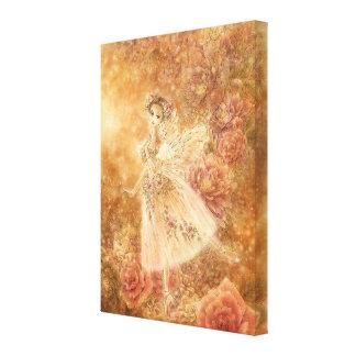 La Sylphide Canvas Print