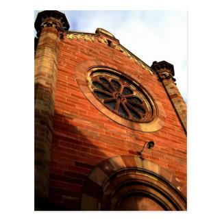 La Synagogue d'Obernai Postcard