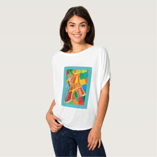 La Tour Eiffel by Robert Delaunay T-Shirt