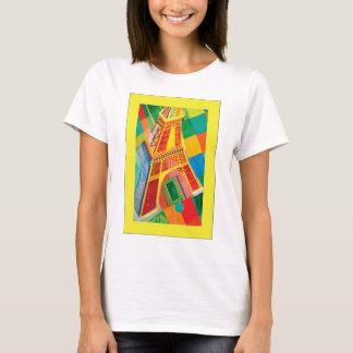 La Tour Eiffel by Robert Delaunay T-Shirt