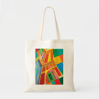 La Tour Eiffel by Robert Delaunay Tote Bag