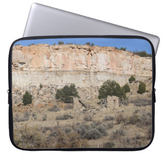 La Ventana, Cuba, New Mexico Laptop Sleeve