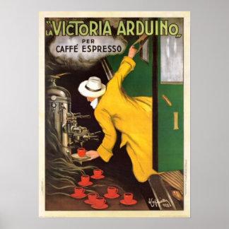 La Victoria Arduino Poster