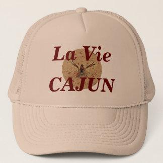 La Vie Cajun Beige Cap