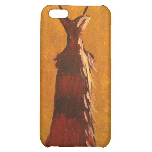 la vie en rose ballgown iphone case cover for iPhone 5C