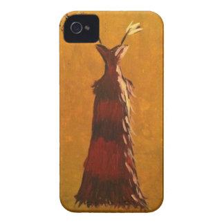 """""""LA VIE EN ROSE"""" BALLGOWN PRINT iPhone 4 COVER"""