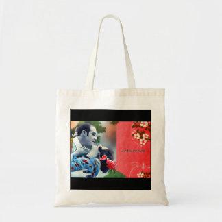 La Vie en Rose Budget Tote Bag