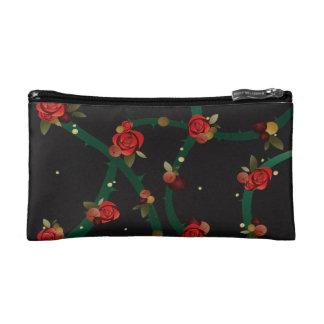 La Vie En Rose Makeup Bags