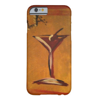 """LA VIE EN ROSE"" MARTINI GLASS BARELY THERE iPhone 6 CASE"