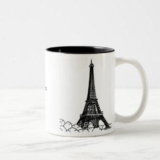 La vie en rose. mugs