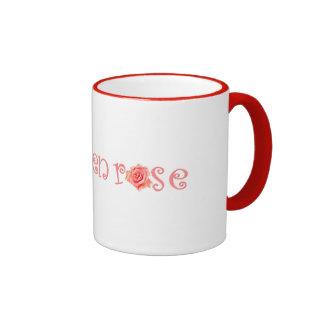 La Vie En Rose Mug