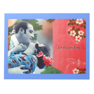 La Vie en Rose Notepads