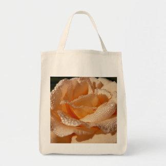 La Vie en Rose Series Grocery Tote Bag