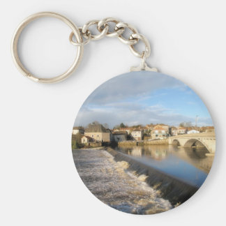 La Vienne Bridge Key Ring