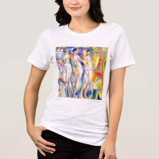 La Ville de Paris by Robert Delaunay T-Shirt