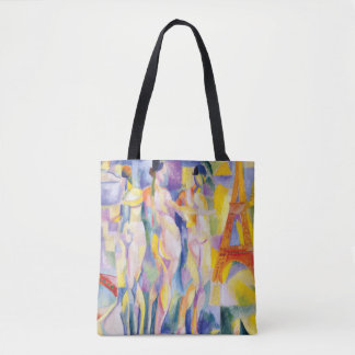 La Ville de Paris by Robert Delaunay Tote Bag