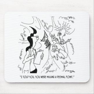 Lab Cartoon 6291 Mouse Pad