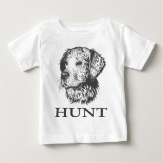 Lab Hunt Baby T-Shirt