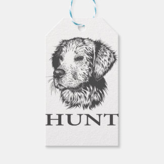 Lab Hunt Gift Tags
