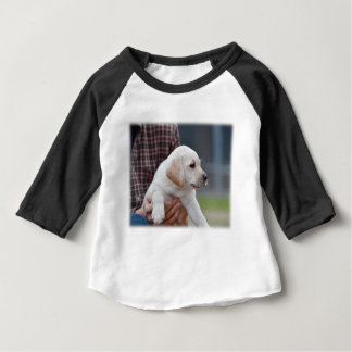 Lab Looking Baby T-Shirt