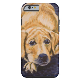 Lab Puppy Tough iPhone 6 Case