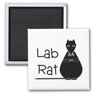 Lab Rat Magnet