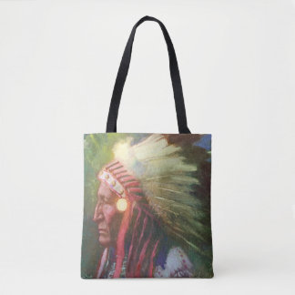 Laban Little Wolf Tote Bag