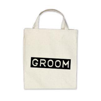 Label Groom Bag