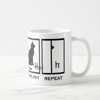 LabKitty Mantra Coffee Mug