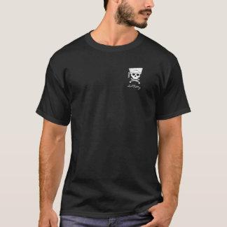 LabKitty Skull Logo (pocket) T-Shirt