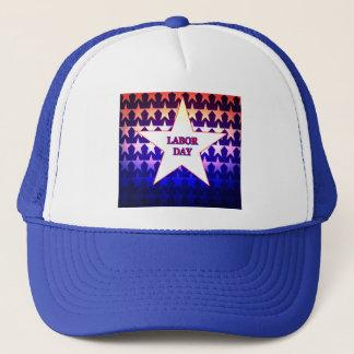 Labor Day Trucker Hat