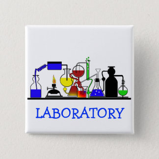 LABORATORY BEAKERS PIN
