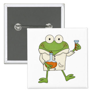 Laboratory Frog Button