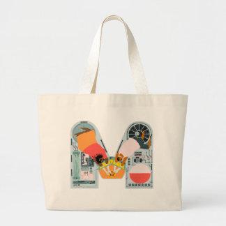 Laboratory Large Tote Bag
