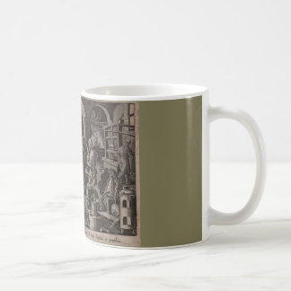 Laboratory of Alchemy Coffee Mug