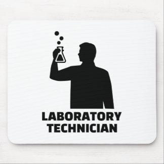Laboratory technician mouse pad